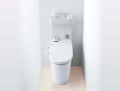 全自動お掃除トイレ