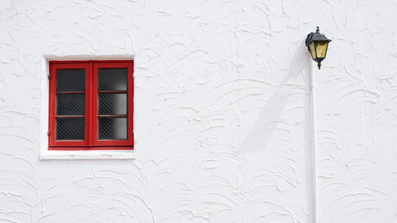 スイス外壁